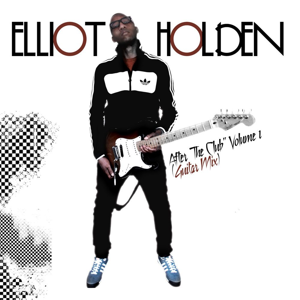 "Elliot Holden ""After The Club"" album cover"