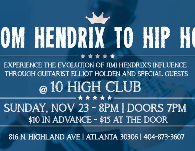 From Hendrix To Hip Hop Slider
