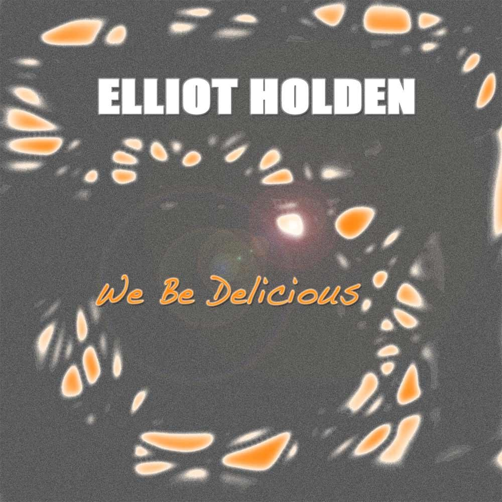 WE BE DELICIOUS Album Cover