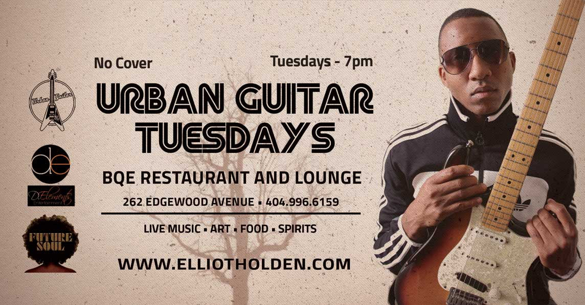 Urban Guitar Legend Tuesday