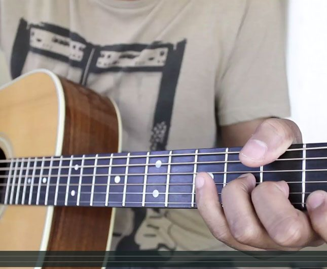 Acoustic Guitar Video - Flicker