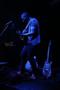 Elliot Holden - BQE Restaurant and Lounge - Urban Guitar Tuesdays (photo by Rudolph Horner)