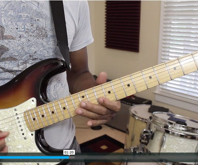 Pentatonic Guitar Lesson