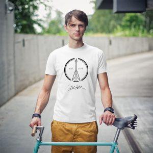 Elliot Holden Signature Tshirt - White