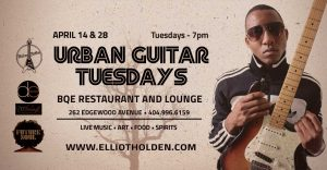 Urban Guitar Legend Tuesday