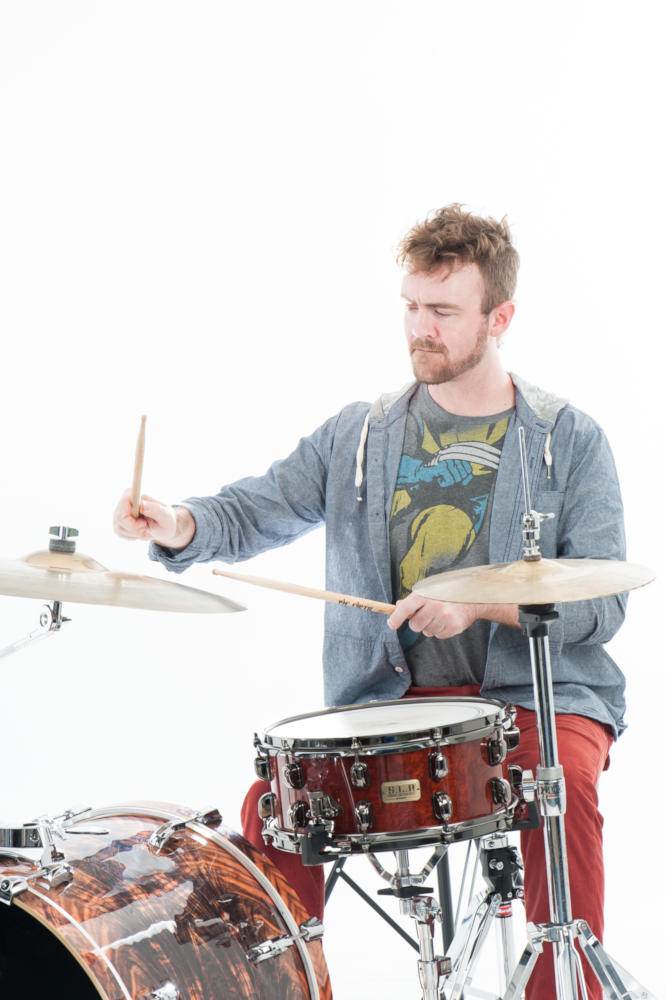 Cout Tatum - Drummer