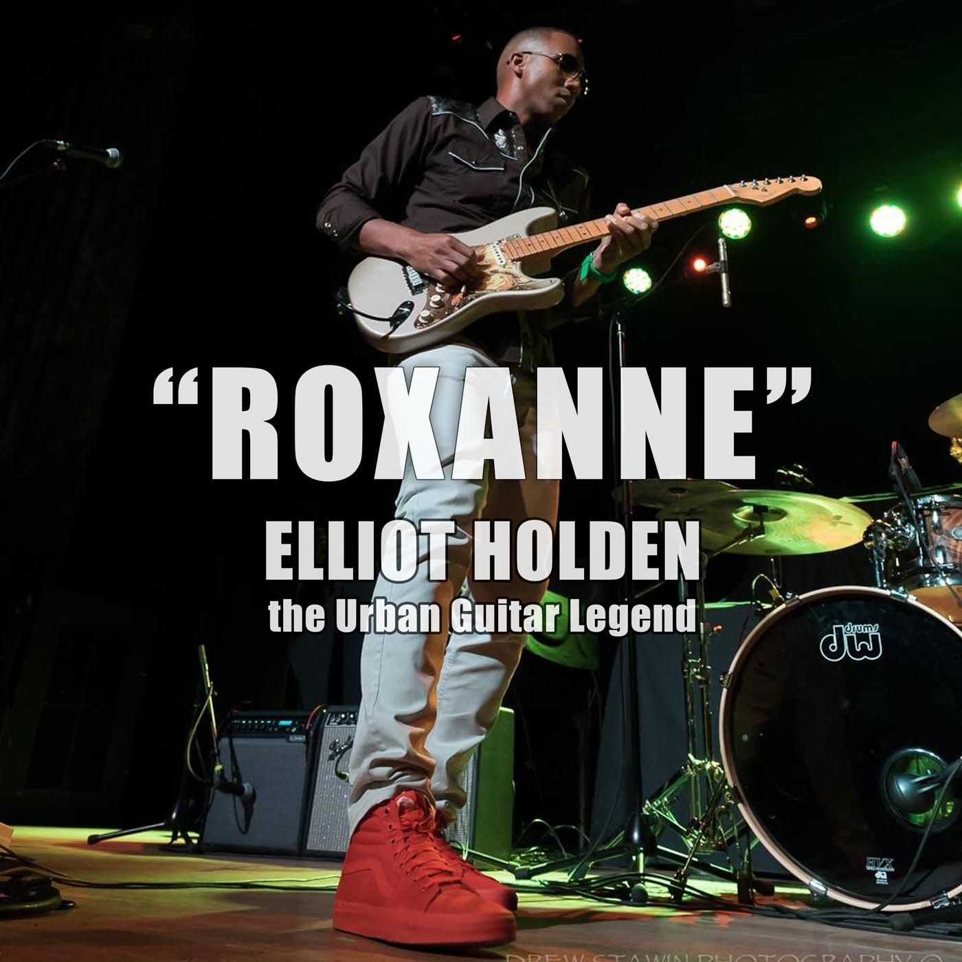 """""""Roxanne"""" song cover art - alt text"""